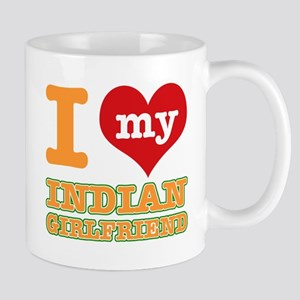 I love my Indian Girlfriend Mug
